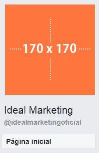 ideal marketing - tamanho de imagens para facebook