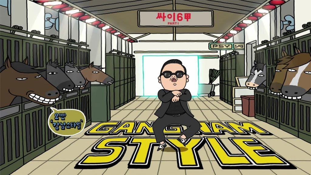 Viral Psy - Gangnam Style