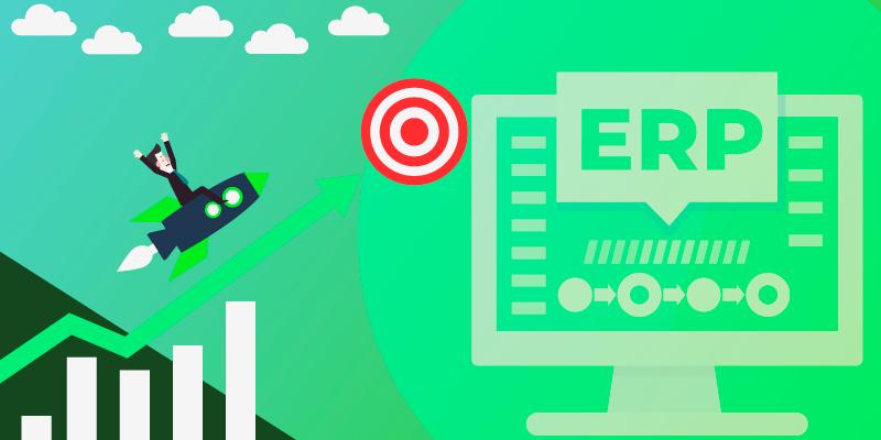 Crescimento de quem utiliza sistema de ERP para pequenas empresas