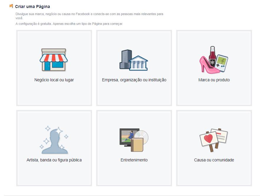 Criar uma pagina