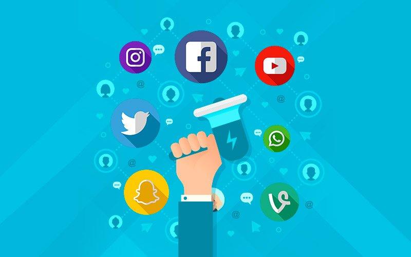 Marketing viral nas redes sociais