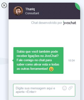 Print chat web Jivochat