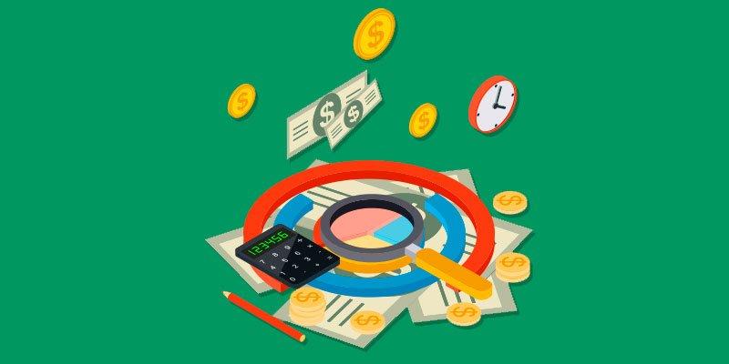 como fazer controle financeiro