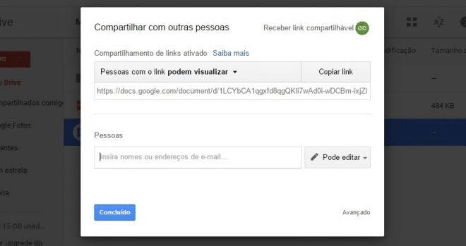 Google Drive print