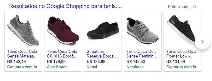 Conheça uma das ferramentas do Google, o Shopping