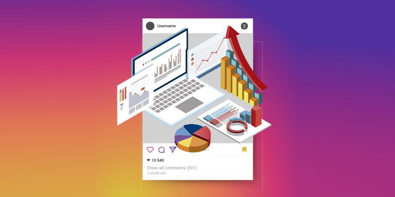 Saiba como analisar os dados das ações feitas com o Instagram para empresas