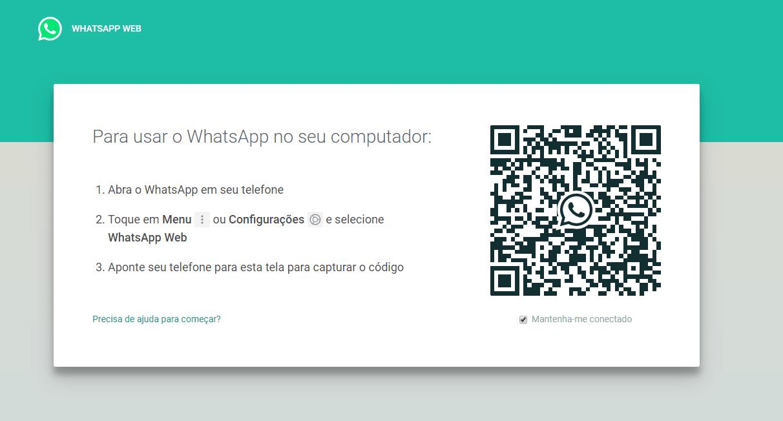 Saiba como acessar o WhatsApp Web!