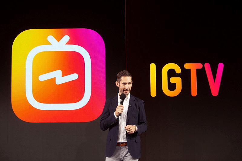 como funciona o instagram tv