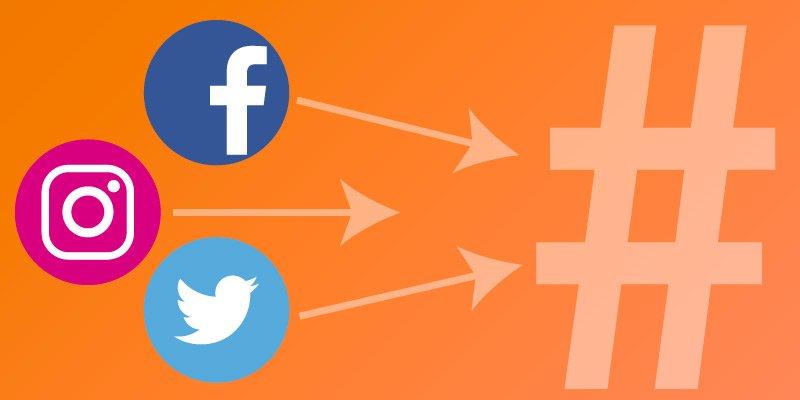 Saiba quais são as hashtags mais usadas em cada rede social