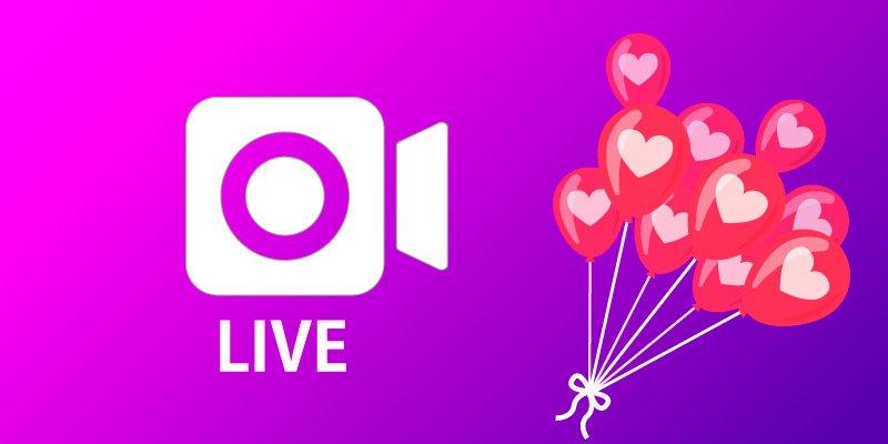 instagram ao vivo-live