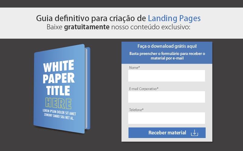 Confira dicas para criar uma landing page arrasadora com ajuda do conceito do que é marketing de conteúdo