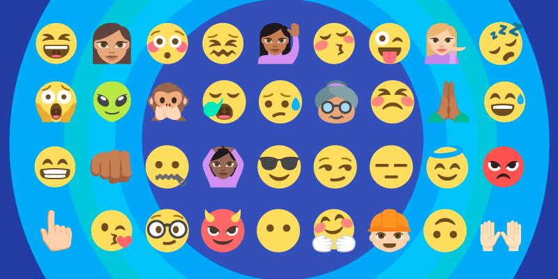 A história dos emojis