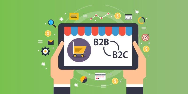 B2B e B2C digital