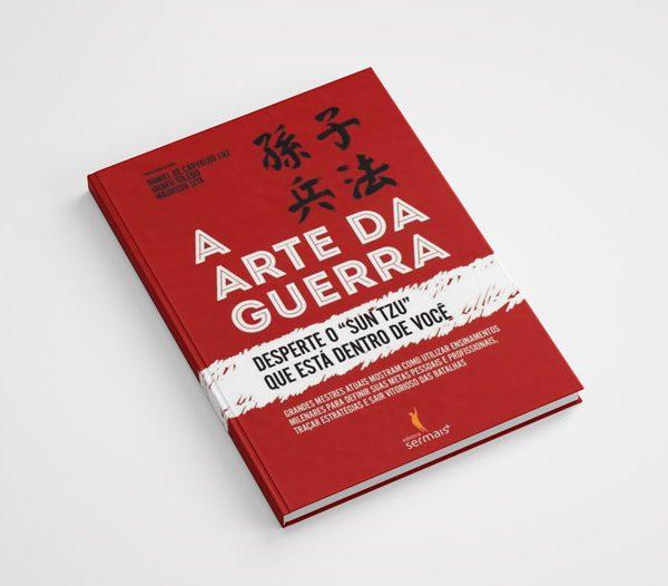 livros de negócios a arte da guerra