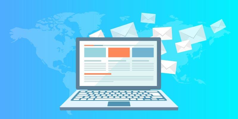 Como criar email marketing-Passos