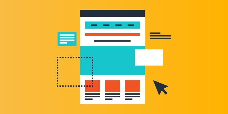 Ferramenta para criar Landing Pages drag and drop