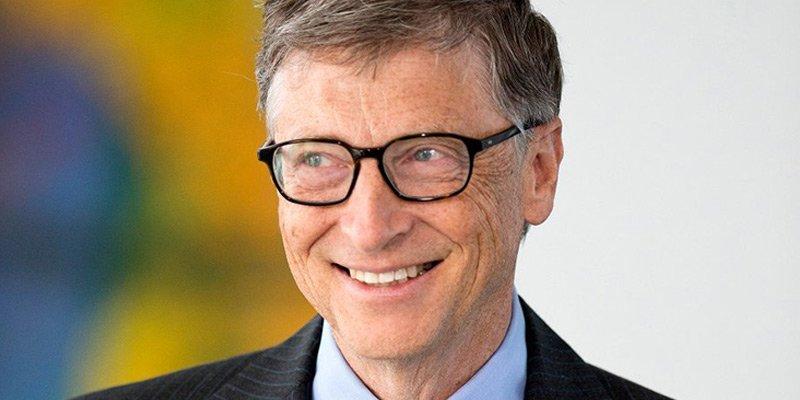 maiores empreendedores do mundo-Bill Gates