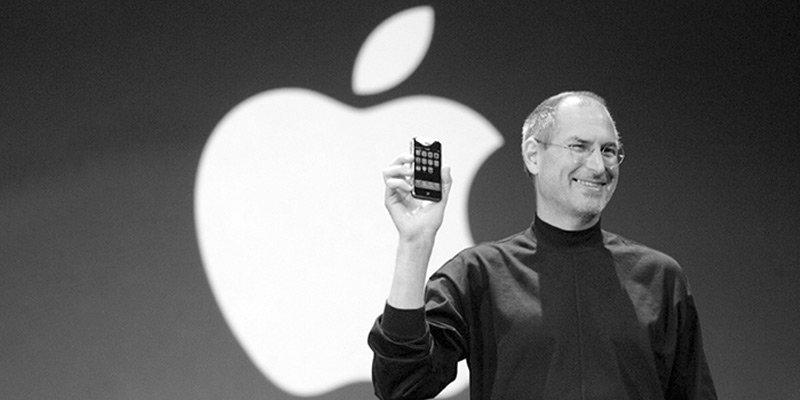 maiores empreendedores do mundo-Steve Jobs