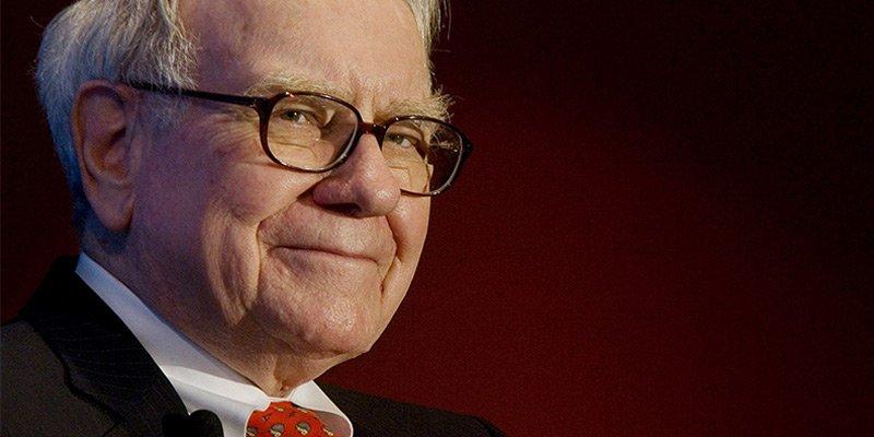 maiores empreendedores do mundo-Warren Buffet