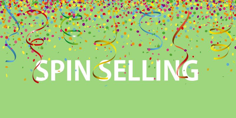 Aprenda o que é spin selling