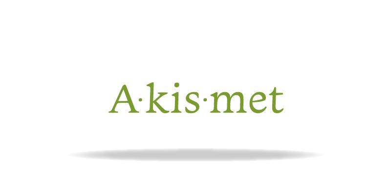 Wordpress plugins AkisMet