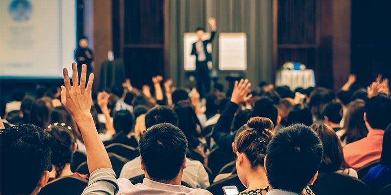 Saiba mais sobre eventos corporativos como o Congresso