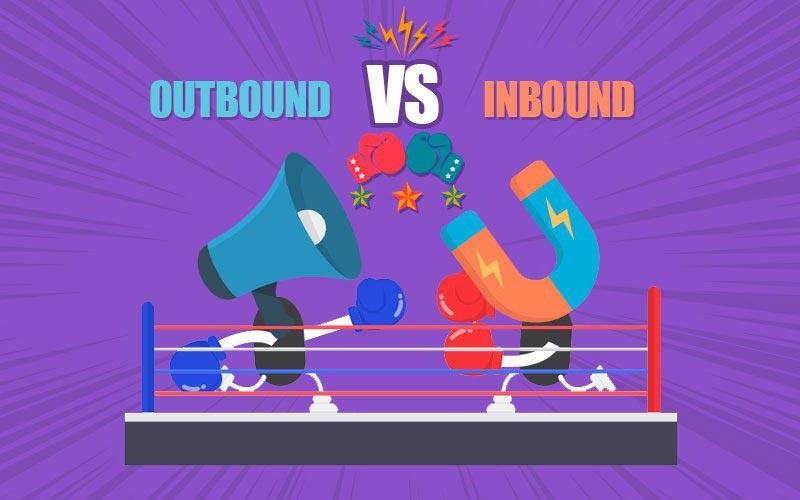 Saiba escolher entre escolhe entre o Outbound e Inbound Marketing e veja como vender pela internet