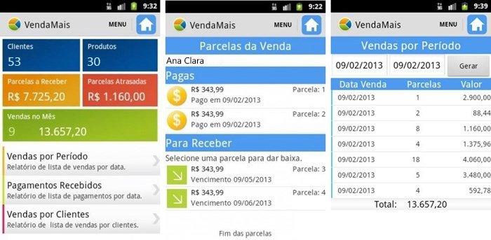 Saiba como se organizar com o app Controle de Vendas