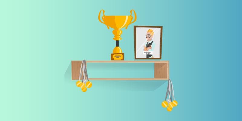 Reconhecer conquistas é uma das dinâmicas de motivação