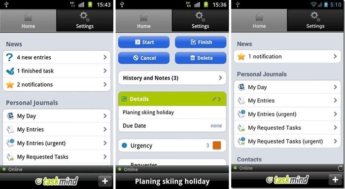 Saiba como se organizar com o app Taskmind