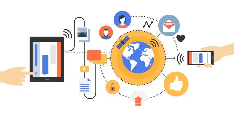 Saiba o que é Marketing Digital e como ele apareceu na evolução da internet