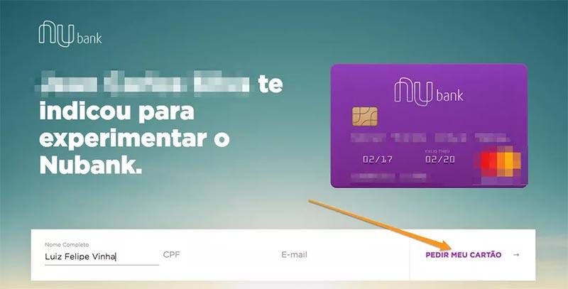 Conheça um exemplo de marketing de indicação: Nubank