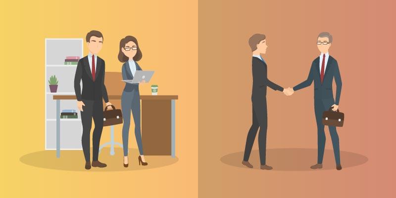 Conheça as diferenças entre o que é inside sales e field sales