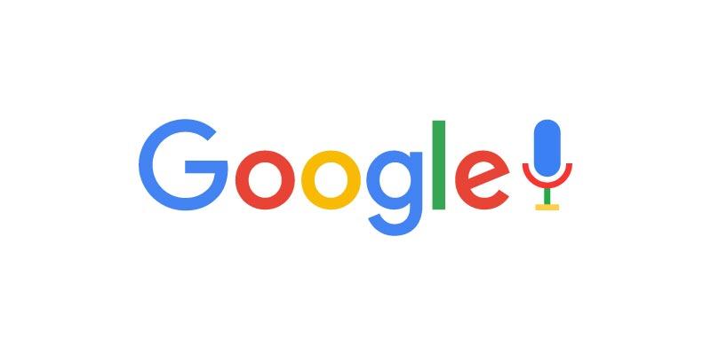 pesquisa por voz no google