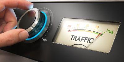 como aumentar o tráfego do meu site