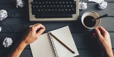 Como criar texto