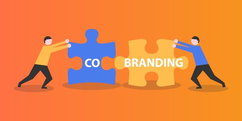 Conceito de Co-branding