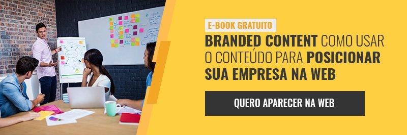 E-book - Branded content: como usar o conteúdo para posicionar sua empresa na web