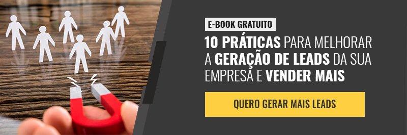 E-book - 10 práticas para a geração de leads