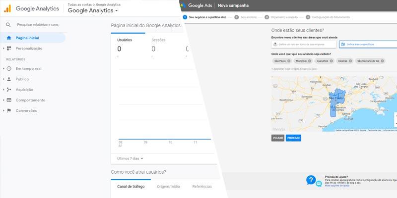 googel adwords e analytics