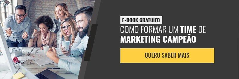 E-book - Como formar um time de marketing campeão