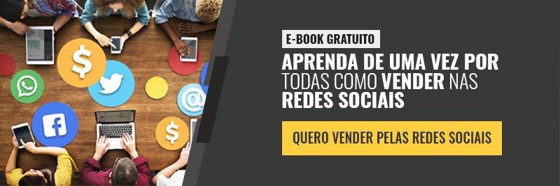 E-book - Aprenda de uma vez por todas a vender nas redes sociais